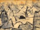 Эскизы Ланы Азарх из фондов Музея кино