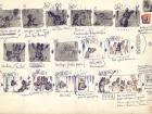 """Борис Дёжкин. Разработка эпизода вручения олимпийского пояса из фильма """"Первый автограф"""""""