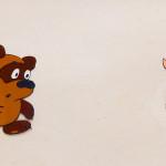 Винни-Пуха и Пятачка атакуют аукционные «блохи»