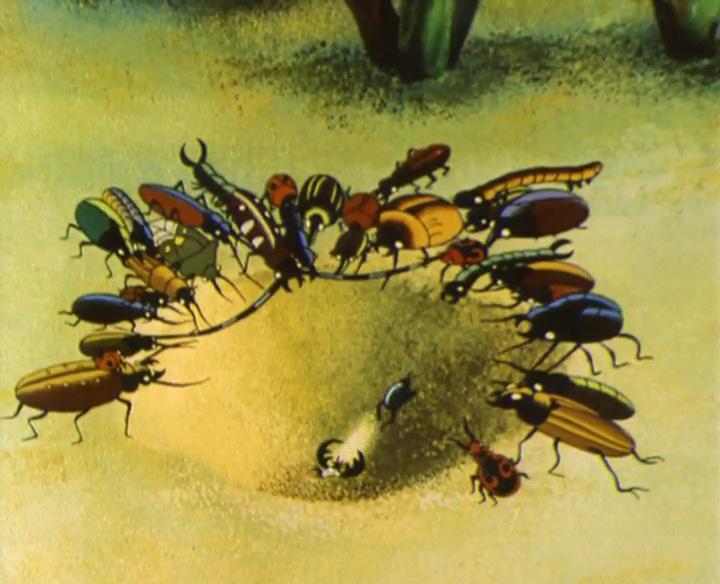 Путешествие муравья, реж. Эдуард Назаров