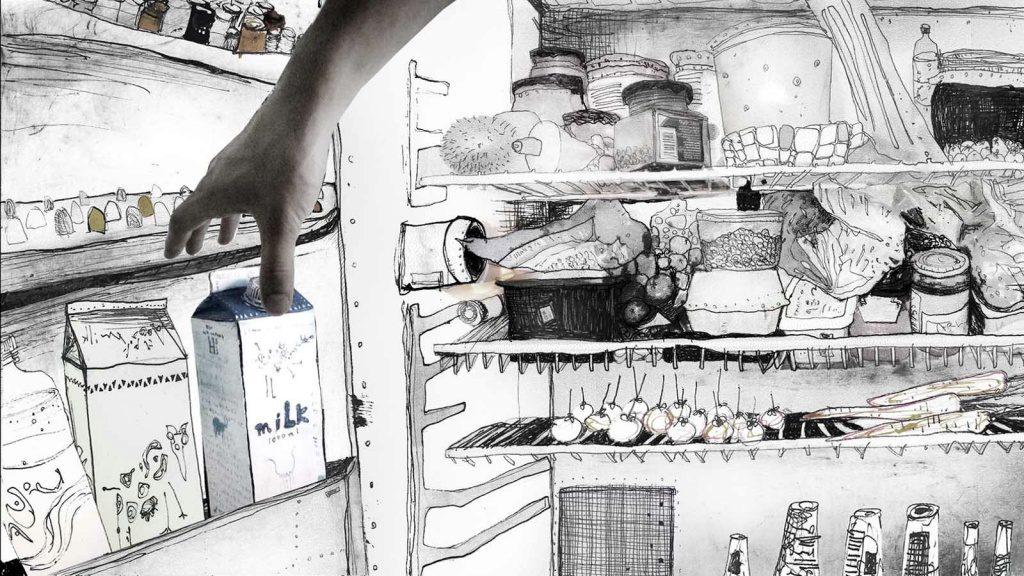 Кадр из фильма «Помнить» (Remember), режиссер Сунсаки Хаяси
