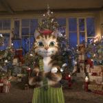 Второй фильм про Петсона и Финдуса показывается в Москве в новогодние праздники